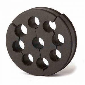 4 cable feeder-thru
