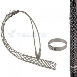 "7/8"" Pre-laced Hoisting Grip Closed weave hositing grip"