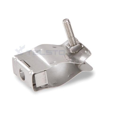 Стандартная вешалка для бабочки из нержавеющей стали для телекоммуникационного оборудования