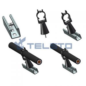 Click Radiating Cable Clamp