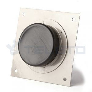 Coaxial Cable Entry Plate Panel