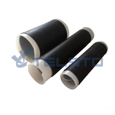 Cold Shrink Sleeving For Waterproofing and Insulation, Cable Joints /Coax Connector Sealing Kit