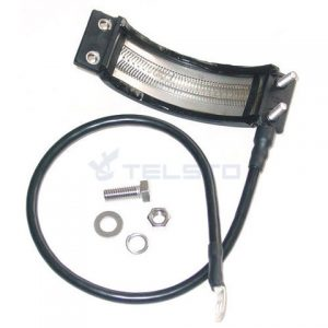 Earth clamp for 1 5/8″ cable/ grounding kits/ earth kits