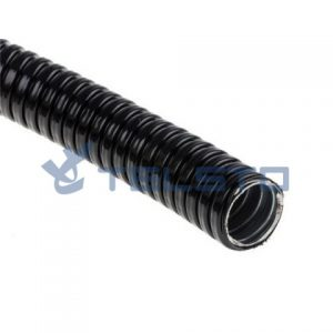 Black PVC Coated Steel Flexible Conduit