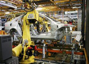 تولید صنعتی و فرآیند