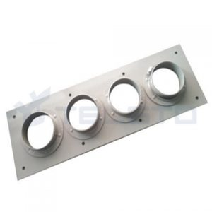 Cable enrty window plate 7/8