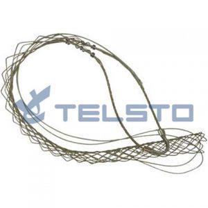 Conector de cabo para cabo Cabo para meias Punhos de malha de arame