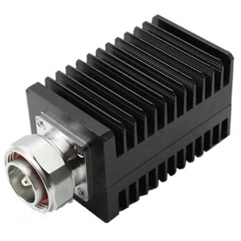 N male connector rf coaxial 50 Ohm بارگذاری ساختگی 50w