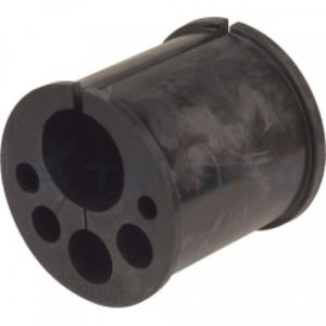کابل فیدر EPDM Rubber Barrel Cushion