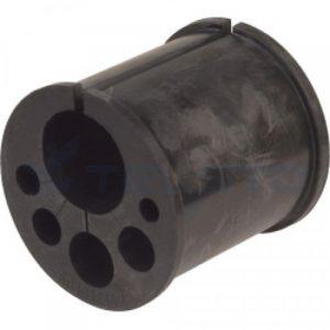 کابل فیدر EPDM Rubber Barrel Cushion