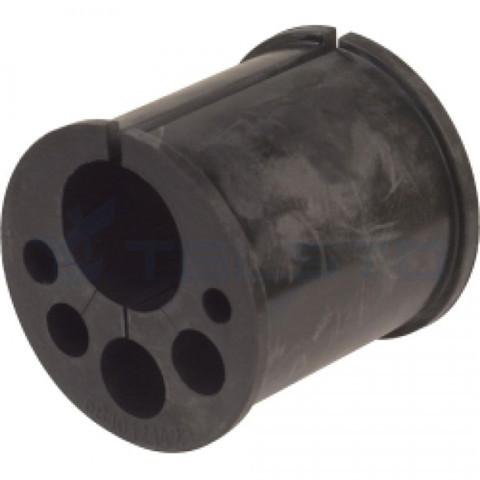 Feeder cable EPDM Rubber Barrel Cushion