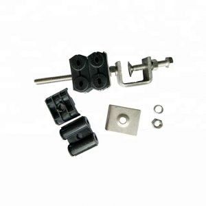 feeder power cable clamp