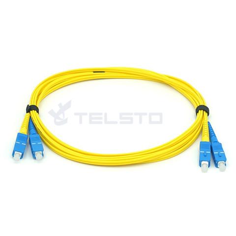 Preço de fábrica LC único modo pigtails pigtail pigtail de fibra óptica
