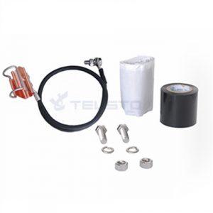 Комплект для заземления для беспроводных решений для 1 / 2 «7 / 8» Коаксиальный кабель