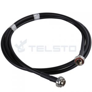 2 Meter Jumper cable 1/2″ superflex with 7/16 Male DIN Connector