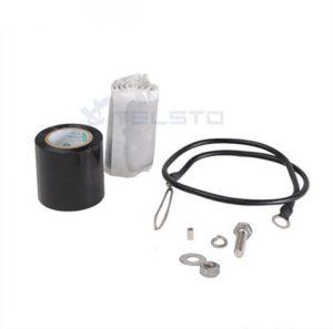 Малый универсальный комплект заземления для коаксиального кабеля