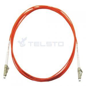 Patch cable de fibra óptica Tipos de cabo de cabos de comunicação de dados