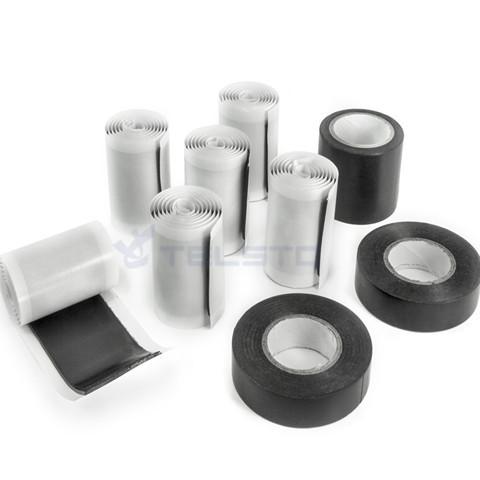 Kit universal de proteção contra intempéries para conectores e antenas