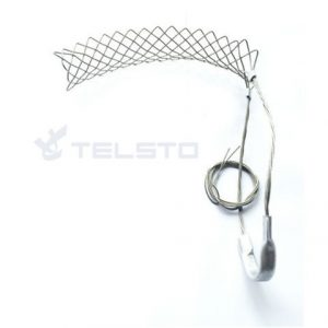 wire mesh cable grip